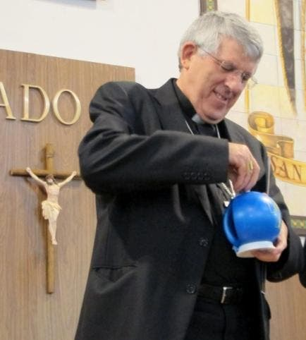 """Braulio: """"Los misioneros nos dan lecciones de amor y de entrega"""""""