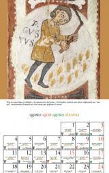 Calendario Mural Biblico Litúrgico 2014