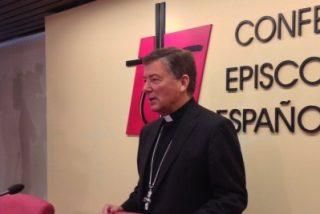 """Martínez Camino: """"Los católicos estamos con el Papa, sea quien sea el Papa"""""""