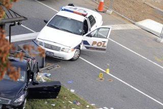 Así fue la persecución y muerte de la mujer que quiso burlar con su coche la seguridad de la Casa Blanca