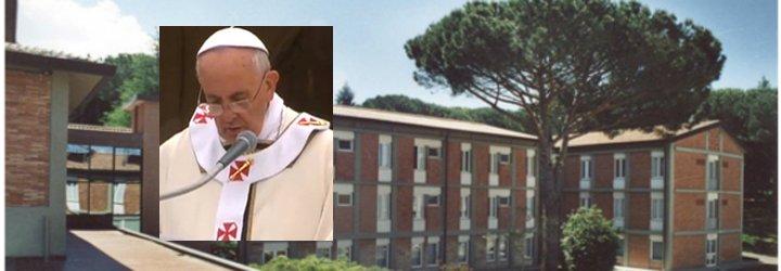 Francisco hará los Ejercicios Espirituales de 2014 en una Casa de los Paulinos, cerca de Roma