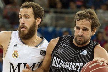El Real Madrid acribilla a triples al Bilbao Basket y va lanzado a por la Supercopa