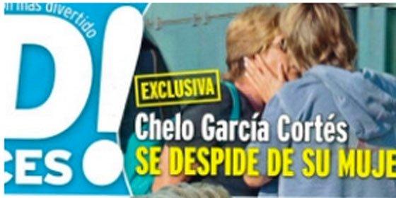 Comprometedoras fotos en las que por fin le ponemos cara a la mujer de Chelo García Cortés