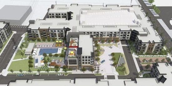 Facebook apuntala sus cimientos y construye toda una ciudad para sus empleados
