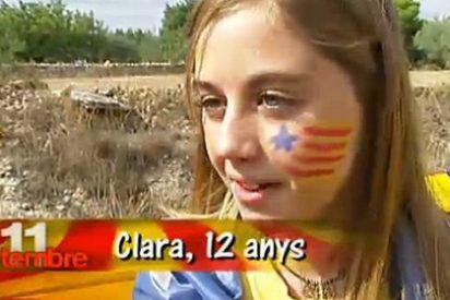 Mientras TV3 lleva treinta años remando a favor del soberanismo, TVE estaba en Babia