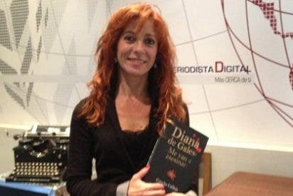 """[VÍDEO ENTREVISTA] Concha Calleja: """"Diana grabó en un cassette que la iban a asesinar, que sería su marido, y en un accidente de coche"""""""