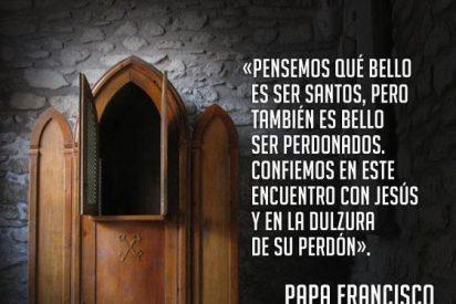 """Papa: """"Confesarse no es ir a una sesión de psiquiatría ni a una sala de tortura"""""""