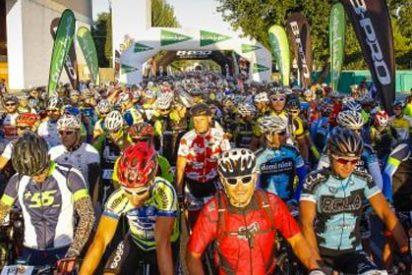 Ángel Rodríguez y David Vizcaíno se adjudican la 'Talajara B-PROBikemaratón'