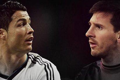Cristiano Ronaldo vence a Messi en la lucha por el pan de molde
