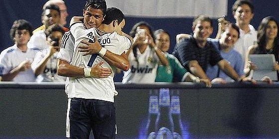 Cristiano Ronaldo pide que perdonen al hincha que le abrazó en Miami