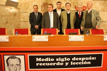"""Comienza el ciclo de debates de """"Cuadernos para el Diálogo"""" en la UPSA"""
