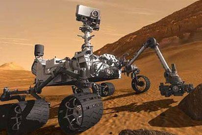 [Vídeo] ¿Le apetece darse una vuelta por Marte a vista de pájaro sin moverse del sillón?