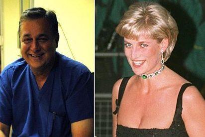 El ex amante cirujano de la princesa Diana dice que el biopic