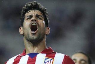 Al Atlético le vale con Diego Costa para dominar su grupo de la Champions