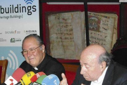 La seo gótica de Palencia, monitorizada