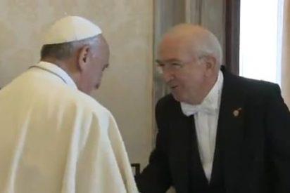 Papa recibe las credenciales del nuevo embajador USA