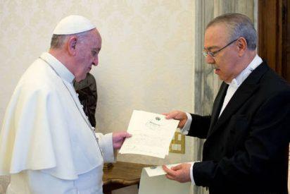 Nuevo embajador de Venezuela ante la Santa Sede
