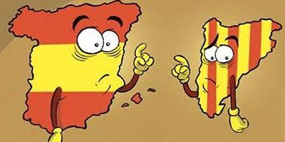 El órdago independentista está hundiendo la economía de Cataluña