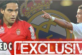 Acuerdo cerrado entre el Real Madrid y 'El Tigre' Falcao, para venir de 9 al Bernabéu