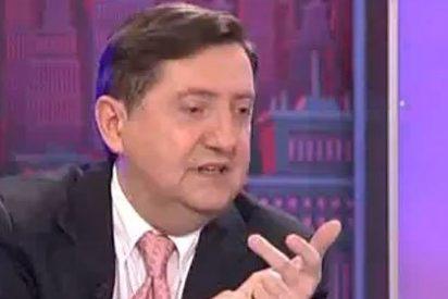 """Jiménez Losantos: """"La ley Wert es una basura, pero la marea verde apoya a piquetes y matones"""""""