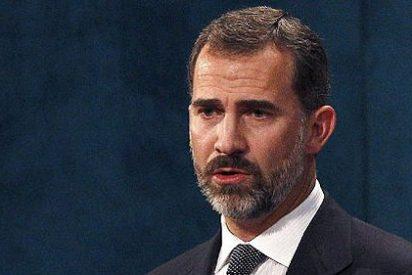 """El Príncipe reivindica la """"gran nación"""" de España por la que merece la pena luchar"""