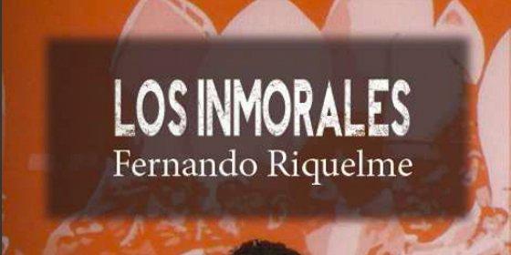 Fernando Riquelme publica un arriesgado triller político, con tintes de novela negra