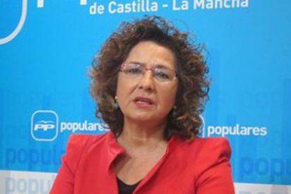 """Riolobos se muestra tajante: """"La corrupción en C-LM tiene un nombre: PSOE de Page"""""""