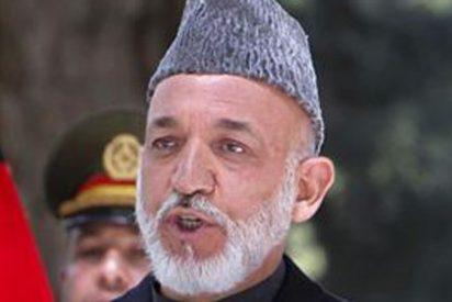 """Karzai acusa a la OTAN de haber causado """"mucho sufrimiento"""" en Afganistán"""