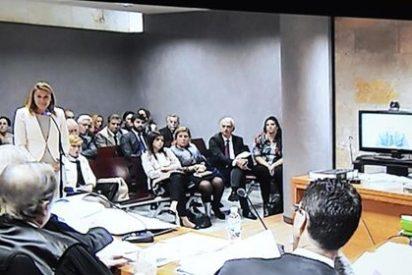 """Defensa de Cospedal: """"Bárcenas sólo cuenta con su declaración, que no vale nada"""""""