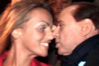 A la novia de Berlusconi no le gusta que le llamen lesbiana en televisión y reclama 10 millones