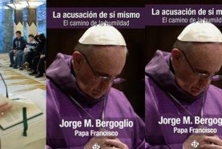 """""""La acusación de sí mismo: el camino de la humildad"""", el nuevo libro del Papa"""