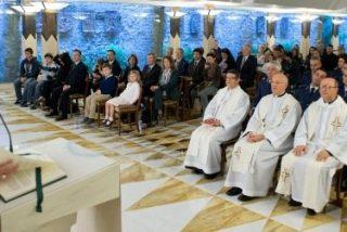 La Librería Vaticana publica las homilías del papa en Santa Marta