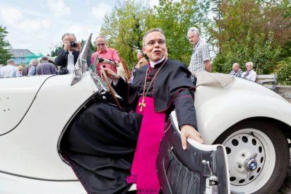 La Iglesia alemana abordará con el Papa el caso del obispo despilfarrador