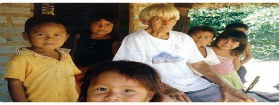 Muerte y sepultura de la hermanita Genoveva, partera del pueblo Tapirapé