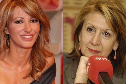 """Rosa Díez carga contra Susanna Griso y ABC: """"Pretenden colocarnos en la extrema derecha y en la extrema izquierda, respectivamente"""""""