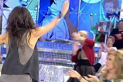 """Manotazos y gritos en el final de la relación entre Paz Padilla y Karmele Marchante: """"¡Guarra, misógina!"""""""