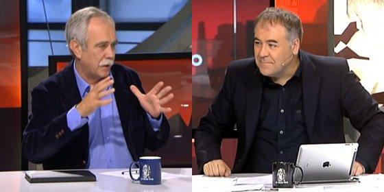 """Henares explota con Ferreras por culpa de una tertuliana: """"¡Antonio, perdona, es que estaba hablando yo y me cortan con soflamas!"""""""