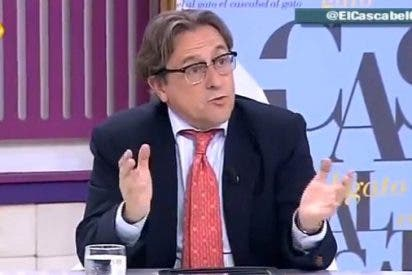 """Hermann Tertsch: """"La violencia verbal contra todo aquel que defienda la unidad de España la han generado los grandes comunicadores del zapaterismo"""""""