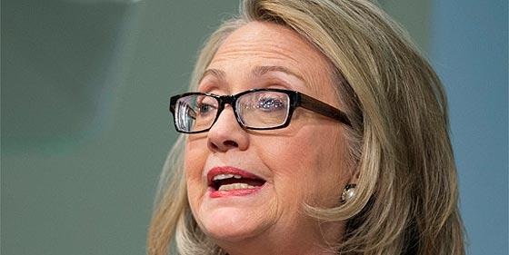 Hillary Clinton sigue en cabeza de cara a las presidenciales de 2016