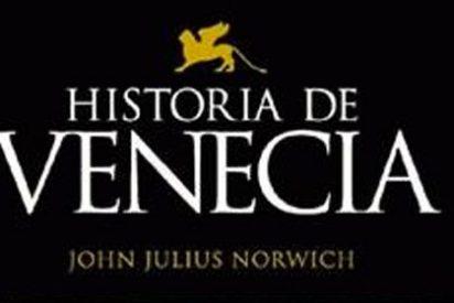 John Julius Norwich lanza el trabajo más importante jamás publicado sobre la ciudad de los canales