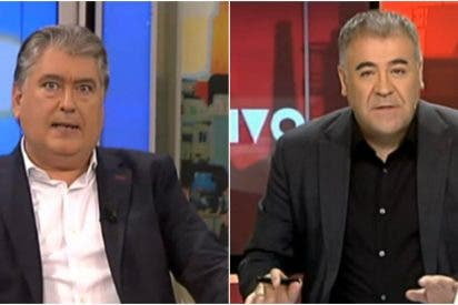 """Xavier Horcajo carga contra García Ferreras y laSexta: """"¿Saben a qué se dedican? A manipular"""""""