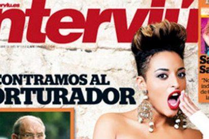 Houda, la marroquí bisexual de '¿Quién quiere casarse con mi hijo? se desnuda completamente en 'Interviú' y habla de su relación con Pipi Estrada