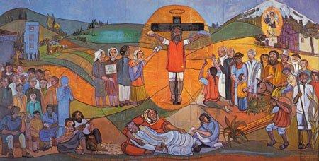 Cristo de América Latina