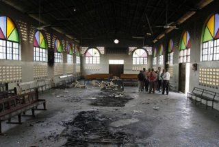 Nuevo ataque contra una iglesia en Kenia