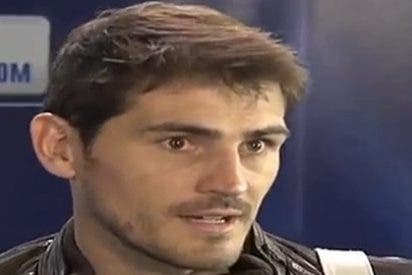 """Iker Casillas: """"Pasaron muchas cosas por mi cabeza, pero me quedo en el Real Madrid"""""""