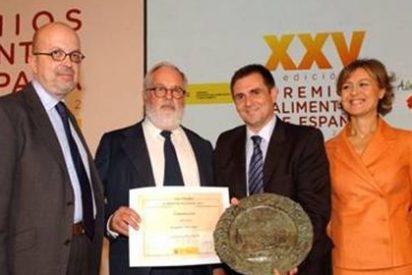 El Ministerio de Agricultura premia a RTVCM por su apoyo a los alimentos de España