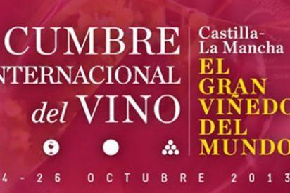 Castilla-La Mancha Televisión se vuelca con la I Cumbre Internacional del Vino