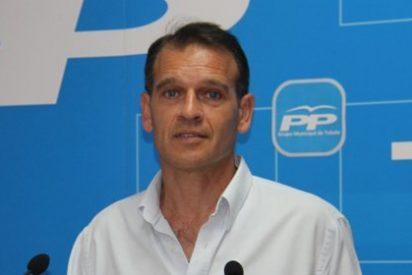 """López Gamarra: """"Gracias a Page e IU somos los campeones de España en cuanto a presión fiscal"""""""