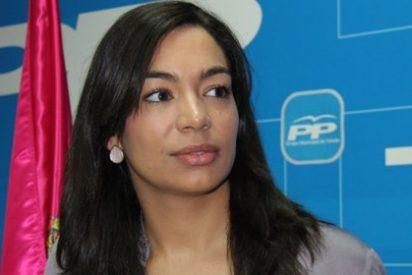 """Claudia Alonso asegura que """"la batalla del IBI la vamos a ganar los toledanos"""""""
