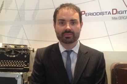 """Javier Montilla: """"TVE no comprendió que la concentración del 12 de octubre no era de la clase política"""""""